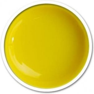 Farbgel flower yellow