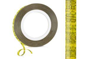 Striping tape fil ultra-brillant pour nail art-doré