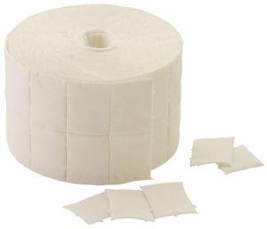 Carrés de coton cellulose x 1000 non pelucheux