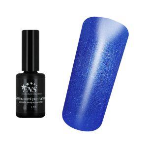 Glimmer night blue bleu paillétté