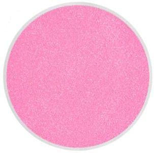 résine rose fluo pailletté
