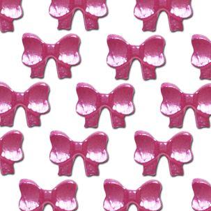 Sachet de 50 noeuds sequins nail art-rose