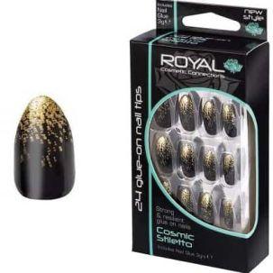 nail art Diva dazzle royal cosmetics