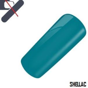 Shellac bleu canard