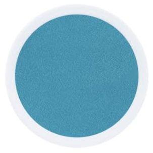 résine turquoise