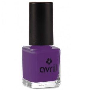 vernis à ongle ultra violet avril