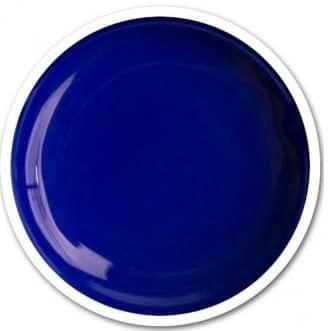 Gel manucure UV bleu cobalt