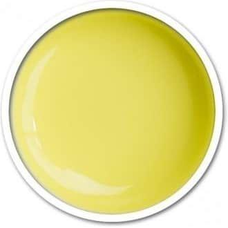 Pastel gel couleur jaune 090