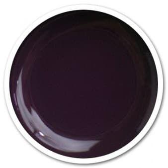 gel uv rouge noir