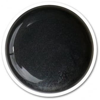Gel UV noir métallisé