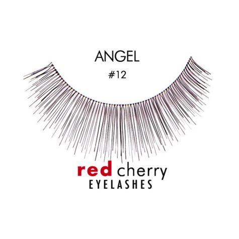 Faux cils RED CHERRY n°12 extrêmement longs et volumineux
