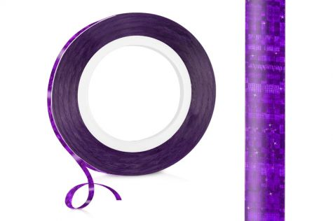 Striping tape fil ultra-brillant pour nail art-violet