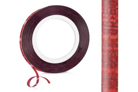Striping tape rouge