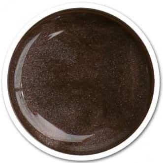 Gel UV couleur brun