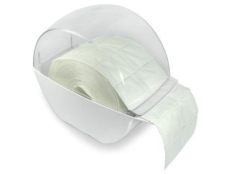 boite distributrice  VIDE pour rouleau 500 cotons cellulose