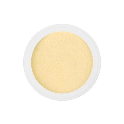 Résine jaune pastel palleté
