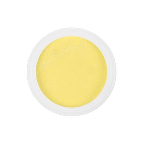 Poudre jaune acrylique