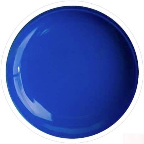 Gel bleu