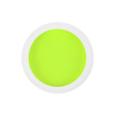 Résine couleur NDED pour faux ongles et nail art-6230_jaune_fluo