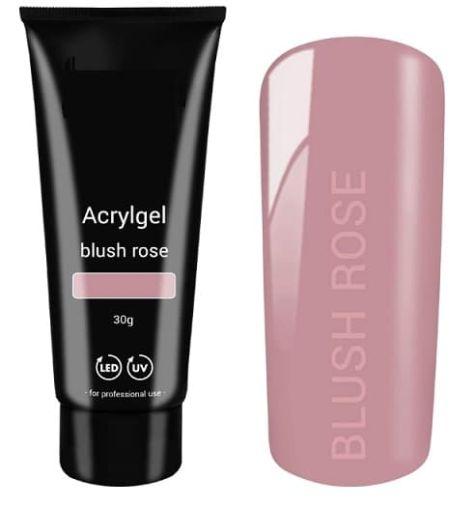 acrylgel blush rose