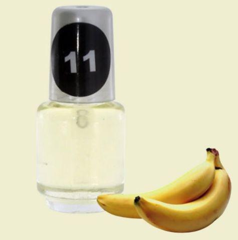 huile manucure banane