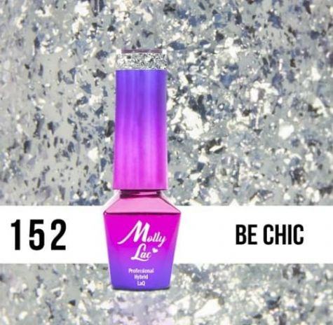 Gem SILVER BE CHIC Molly lac