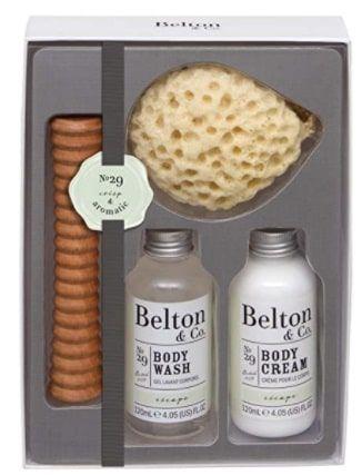 Belton & Co. n ° 29 Escape Amber Wood & Seaspray.