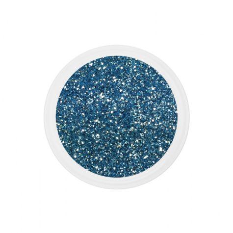 glitter bleu petrole
