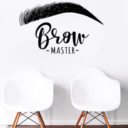 Poster microblading
