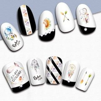 STICKER A ONGLES
