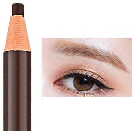 crayon pour soucils brun foncé