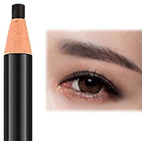crayon pour sourcils noirs
