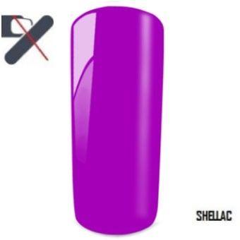 shellac dark purple