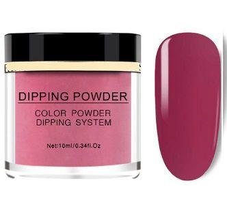dipping powder rosé