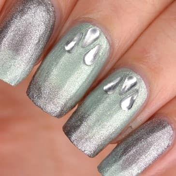 drop silver