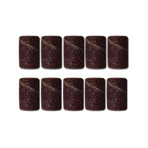 10 embouts EMERI pour ponceuses électriques d'ongles -Grains-100