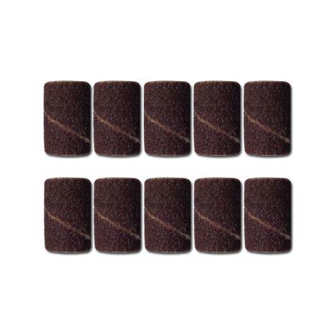 10 embouts EMERI pour ponceuses électriques d'ongles -Grains-120