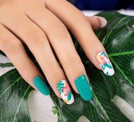 Flamand nail warp