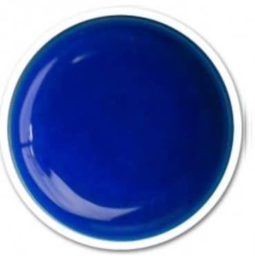 gel bleu royal