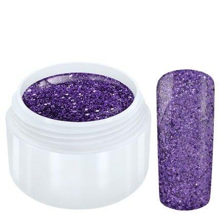 pastel metallic violet