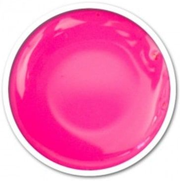 Neon pink  pour french manucure
