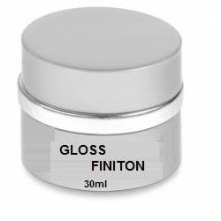 gel finition beauty nails