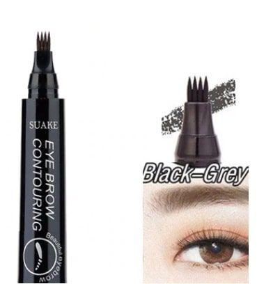 stylo sourcils gris