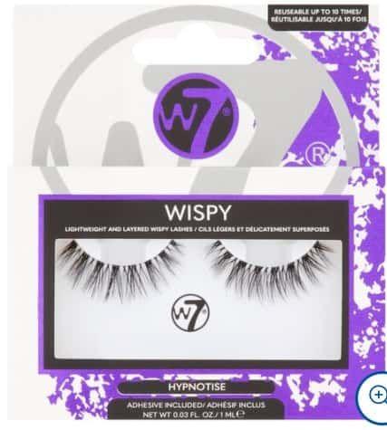 faux cils wispy hypnotise