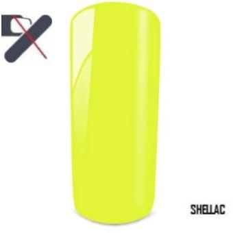 shellac jaune fluo