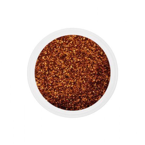 Paillettes marron