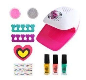 Kit ongles pour les enfant