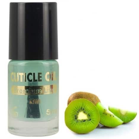 Huile soin pour la manucure parfum kiwi