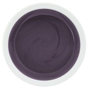 Gel UV couleur brun look European Nail
