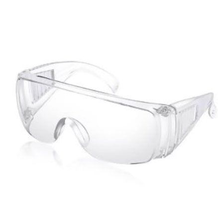 lunette de protection pour manucure